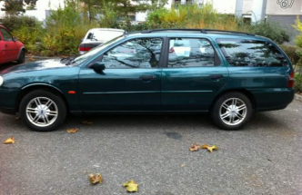 je vends ma voiture ford