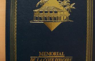 Mémorial de la Côte d'Ivoire – 4 Tomes – Editions AMI – 1987