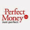 Perfect money à 565 fcfa / $