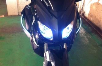 vente de moto scooter xmax neuve