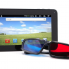tablette android 3D