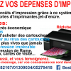 FACILITER VOS IMPRESSIONS AVEC CE SYSTEME CONTINUE