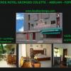 STUDIO DE VACANCES MEUBLE- ABIDJAN