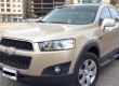 Chevrolet Captiva LT 7-siege SUV, 2012 Occasion Dubai