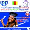 Formation Professionnelle & Cycle BTS à l\'ISP PIDERC