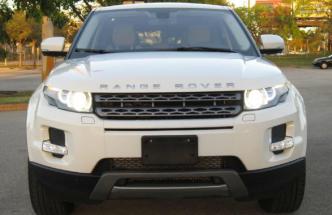 for sale:Range Rover Evoque 2012