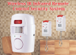 Smart PIR Motion Detector Security Alarm System