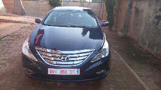 Hyundai sonata sport edition 2013