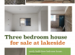 Three (3) bedroom house for sale