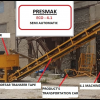 HOLLOW BLOCK (PAVING-CURBSTONE) MACHINE – EKO 4.1 SEMI-AUTOMATIC PLANT