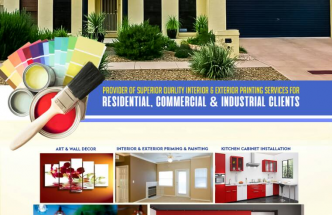 Professional Painting and Furnishing