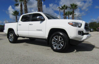 Used 2017 Toyota Tacoma Limited