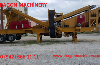 DRAGON 4000 AND 5000 SECONDARY CRUSHING MACHINE