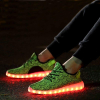 USB RECHARGEABLE LIGHT UP SHOES