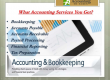 Accounting, Bookkeeping, Payroll,Taxation, Stock Taking, Business Registration