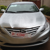 HYUNDAI SONATA 2011,AMERICAN SPEC 37.000 MILES,UNREGISTERED WITH NAVIGATION SYST