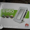Universal Huawei E960 1to32 wifi users/4 lan ports for cafe sim card router