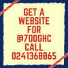 get a professional website