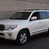 2014 Toyota Land Cruiser Base SUV 4×4