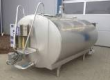 Stainless Steel Brand New Bulk Milk Cooling Tank-2000 Liters