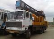 TRUCK MOUNTED DRILLING RIG UNIT 250 Meters Drilling Capacity