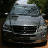 Fairly used ML350 4MATIC 2013 model.