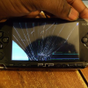 We repair and replace broken PSP screen