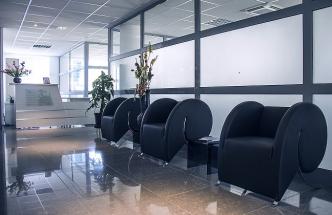 Location de bureaux modernes : meublés et  open space