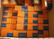 Une palette contenant 190 kits de réparation pour cardans automobile