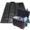 Kit générateur solaire portable 220V-12V-200W – 100% NEUF