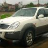 Particulier propose en location, une belle voiture 4×4 Ssangyong  Rexton