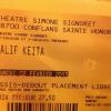 Concert Salif Keita Conflans Samedi 02 février 2013