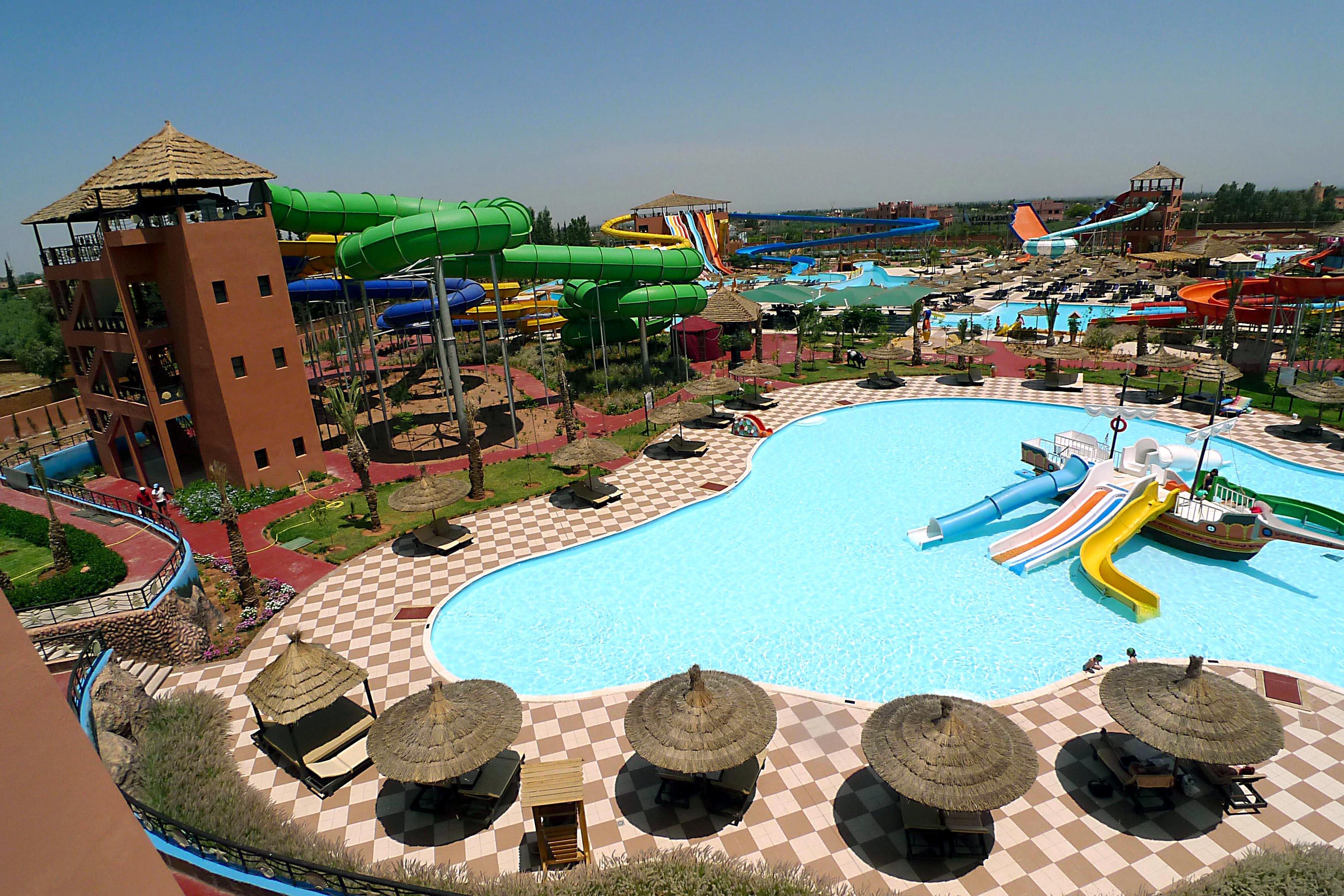 Promo aqua fun park marrakech 2014 petites annonces for Club rabat piscine