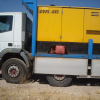 CAMION  IVECO  PERFORATRICE
