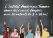 – Cours d'anglais pour jeunes enfants – 4 à 7 ans | American Communication Center Temara