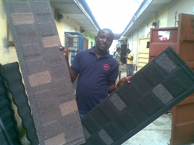 Direct Importer Of D S Korea Stone Coated Roofing Tile In Nigeria Free Classifieds In Nigeria