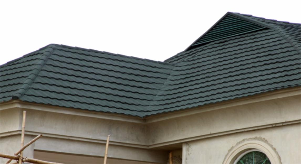 Dealer Of Stone Coated Roofing Sheets In Lagos Nigeria