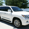 2011 Lexus LX 570 Base: $23,000 and 2011 Toyota 4Runner Limited: $15000