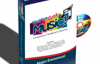 You've Got Music! (580 pages + DVD) Music Book- out for SALE!