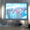 Livestreaming and Picture Sliding for Event in Lagos, Nigeria