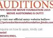 Nollywood actors/actress needed