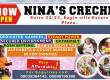 Nina's Creche is located in Mabushi, behind VIO, Abuja.