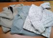 Used Clothes JACKETS, COATS, RAINPROOF JACKETS 0.65EUR / 1KG