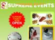 Supreme Events