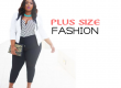 Plus size women clothing