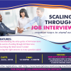 SCALING THROUGH JOB INTERVIEW