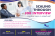 SCALING THROUGH JOB INTERVIEW
