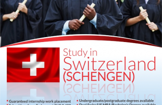 Study in America, Europe, Asia or America without GMAT, TOEFL or SAT