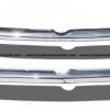Alfa Romeo Sprint bumper kit (1954-1962) stainless steel