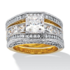 2.85 CT Classic Split Shank Ladies Wedding Ring